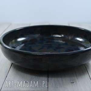 Prezent Duża ceramiczna misa, prezent, patera, kuchnia, salon, jadalnia, owoce