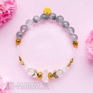 oryginalny prezent, whw high - crystal love, dwustronna, kamienna, kamienie