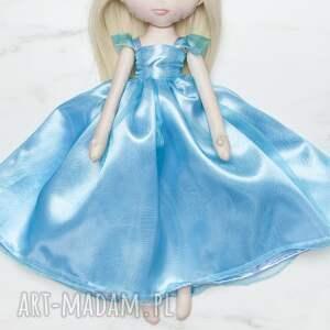 lalki dodatkowa suknia balowa dla laleczki mafee dolls, suknia