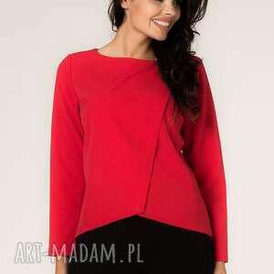 bluzki bluzka agata 2, elegancka, asymetria, modna, asymetryczna, casual