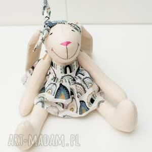 zabawki królik prezent personalizowany święta, królik, urodziny, chrzest