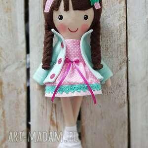 unikalny, malowana lala tosia, lalka, przytulanka, niespodzianka, zabawka