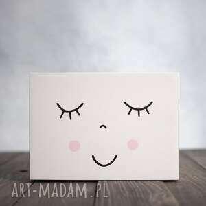 Pudełko na zdjęcia 10 x 15 cm - przybory sleep pudełka anamarko