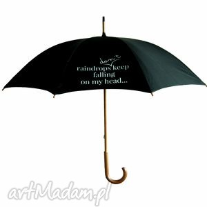 raindrops dont keep falling on my head, parasol, parasolki, parasole, prezent