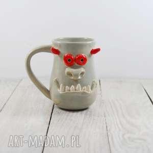 Prezent Potworniasty kubek ceramiczny, prezent, gwiazdka, do-kawy, do-pracy