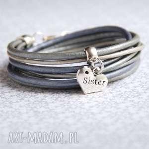 dla siostry - pomysł na prezent steel silver, siostra, siostry, prezent, święta