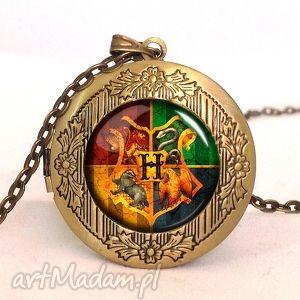 naszyjniki hogwart - sekretnik z łańcuszkiem, hogwart, harry, potter