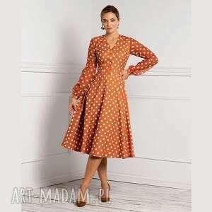 sukienki sukienka ivana total midi stivenia, midi