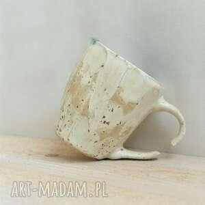 kubki uroczy ciosany kubek boho, kubek, ceramiczny, ceramiczny