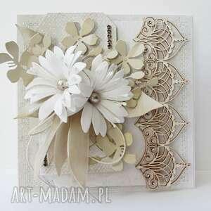 Ślubny szyk - w pudełku, ślub, zaproszenie, rocznica, gratulacje,