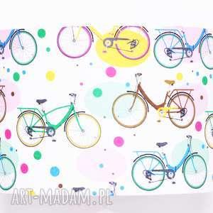 dom abażur my bike 40x40x25cm od majunto, abażur, duży średnica 40cm