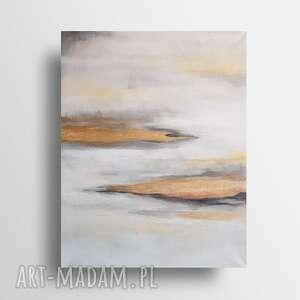 abstrakcja-obraz akrylowy formatu 40/50 cm, abstrakcja, akryl, obraz
