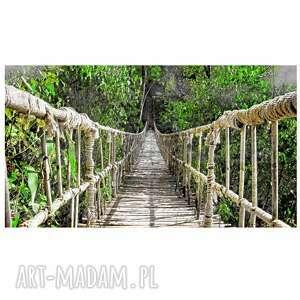 obraz xxl most 2 - 130x70cm na płótnie loft, obraz, most