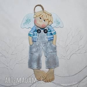 ręczne wykonanie pokoik dziecka maciek ma focha - Anioł