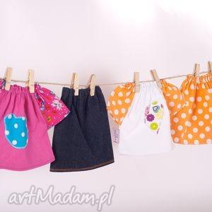 ubranka dla lalki, ubranka, prezent, opakowanie, spódniczka, bluzka