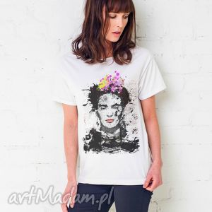 FRIDA PAINTED Oversize T-shirt, oversize