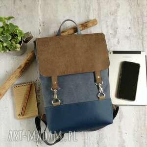 wodoodporny plecak, plecak na laptopa, damski do pracy, mini