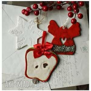 hand-made pomysły na prezenty święta zestaw mikołajkowy viii