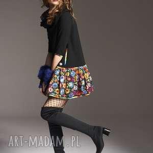 SUKIENKA IRENA 5963, sukienka-z-falbaną, sukienka-w-kwiaty, sukienka-szeroka,