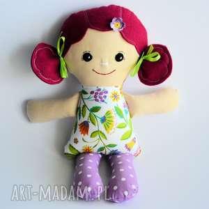 cukierkowa lala - agnieszka 40 cm, lalka, cukierkowa, folk, kwiatek, dziewczynka
