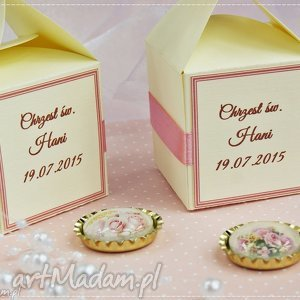 pudełka podziękowania dla p krystyny, pudełeczka, podziekowanie, na, słodkości