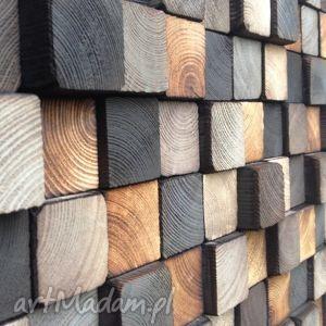 Mozaika drewniana NA ZAMÓWIENIE, mozaika, ozdoba, drewniany, płaskorzeźba, obraz