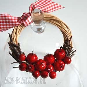 ręcznie wykonane dekoracje miniwianek