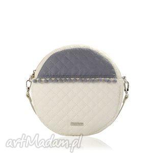 torebki torebka pikowana okrągła veska 582, veska, okrąg
