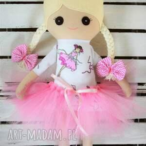 Szmaciana laleczka z personalizacją, szmacianka, szyta, lalka, szmaciana