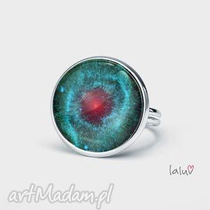 pierścionek nebula, kosmos, niebo, wszechświat, gwiazdy, prezent, grafika