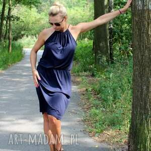 sukienki letnia sukienka z wiskozy