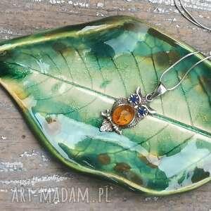 ceramiczny listek c12, liść, ceramiczny, podstawka, listek, talerzyk, prezent
