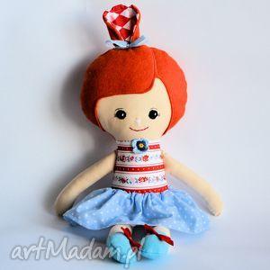 Lala Umilka - Kinia 45 cm, lalka, dziewczynka, roczek, wielkanoc, dzień, dziecka