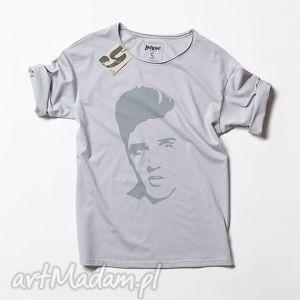 elvis koszulka unisex, t shirt, presley, king, oversize, tunika, nadruk