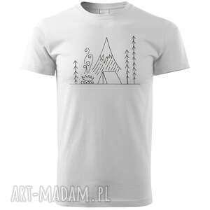 tatra art by oliwia wysocka - camping pod tatrami koszulka z zakopanego