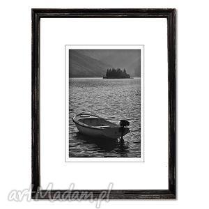 wyspa, fotografia autorska, fotografia, pejzaż, łódka, wyjątkowe
