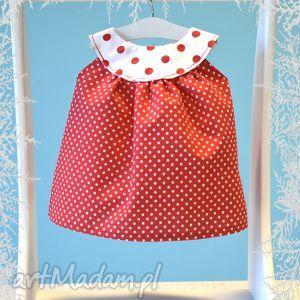 lalki sukieneczka krasnoludkowa ubranko dla lalki, misia ok 40 cm, sukienka, bawełna