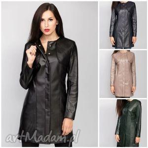 elegancki płaszcz o prostym kroju, płaszcze, damskie