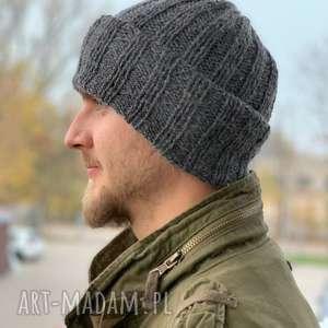 hand-made czapki ciepła czapka unisex