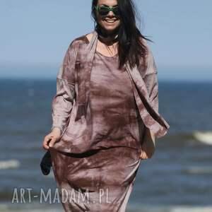 ququ design boho sukienka, style, maxi plażowa