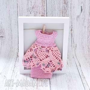 Sukienka dla lalki barbie fashionistas xl 29cm