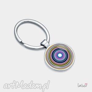 Brelok do kluczy LOVE MANDALA, symbol, talizman, miłość, pokój, spokój, harmonia