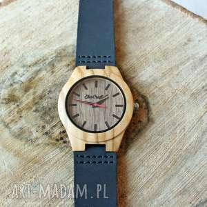 Damski drewniany zegarek OSPREY, zegarek, damski, modny, drewniany, ekologiczne,