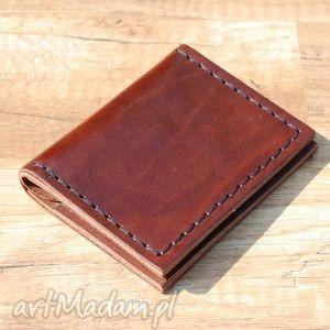 personalizoway skórzany portfel z kieszonką na monety, portfel, skóra, portmonetka