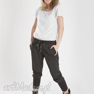 spodnie meve, spodnie, czarne