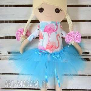 szmacianka z personalizacją - szmacianka, szyta, lalka, szmaciana, personalizacja