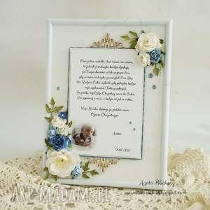 Ramka - podziękowanie (wzór), ramka, podziękowanie, dziękuję, ślub, chrzest,