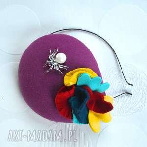 handmade ozdoby do włosów filemonka picasso