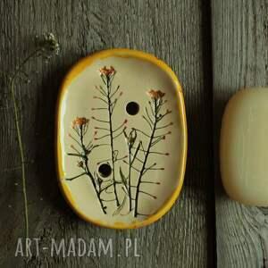 mydelniczka tasznik, mydelniczka, mydło, mydełko, ceramiczna