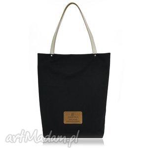 ręcznie zrobione na ramię torebka shopperka 1008